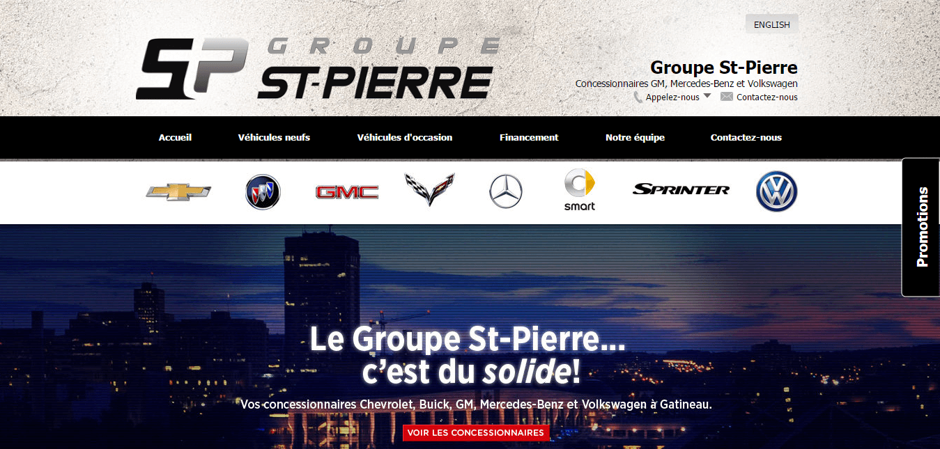 Groupe St-Pierre